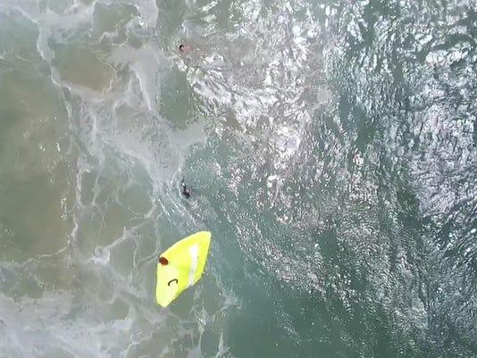Australia Drone Rescue