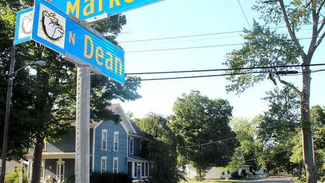 A grant received by the village of Centreville will upgrade North Dean Street between Market and Mill streets.