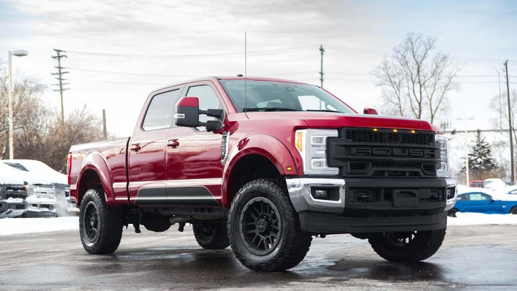 Roush unleashes the beast in the Ford Super Duty F-250