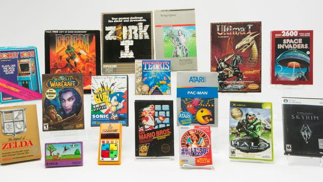 The World Video Game Hall of Fame will begin inducting games in June but wants to get nominations from the public.