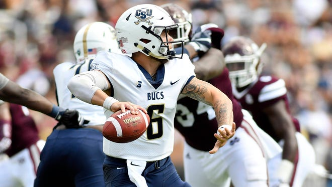 Charleston Southern has already played Mississippi State.