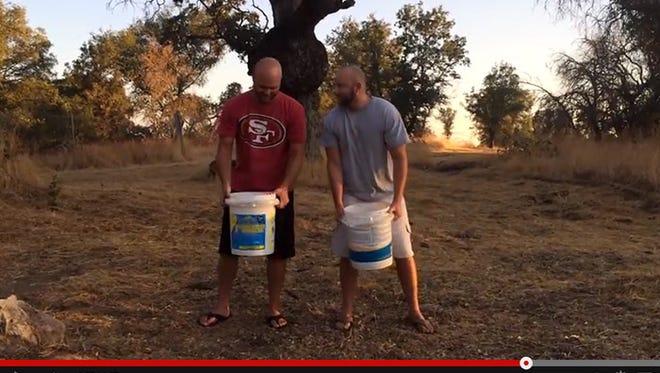 Dirt Bucket Challenge