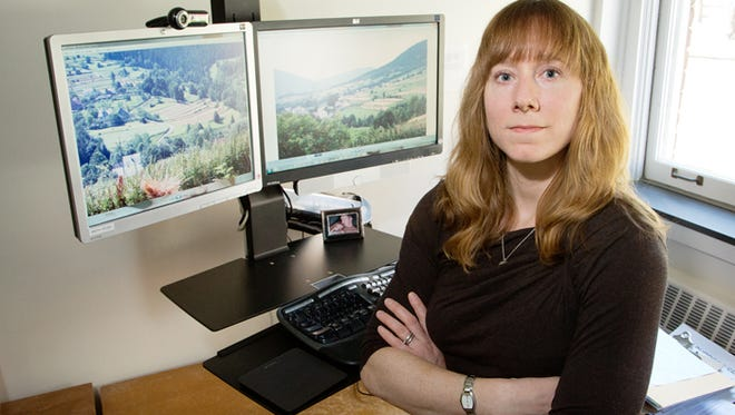 University of Illinois anthropology professor Kate Clancy led a study of sexual harassment and assault on researchers involved in scientific field studies.