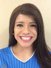 Lake View volleyball, Veronica Diaz, Jr.