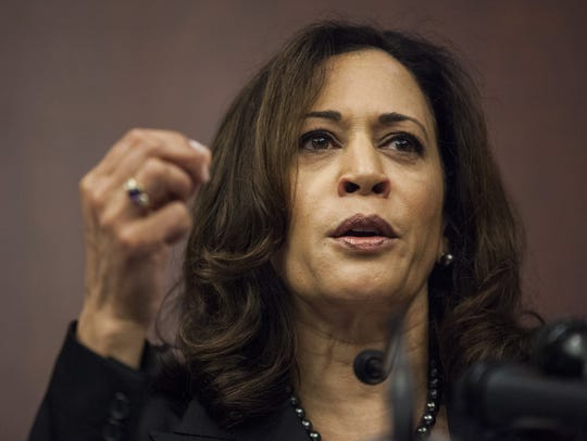 A Desert Sun reader criticizes California Sen. Kamala Harris' actions in a recent Senate hearing.