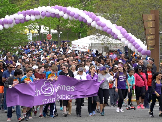 Thousands of families and local business came out to