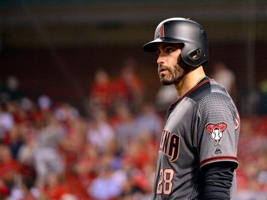 J.D. Martinez believes his unfamiliarity with National