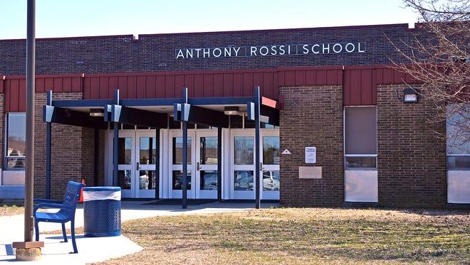 Rossi School in Vineland.