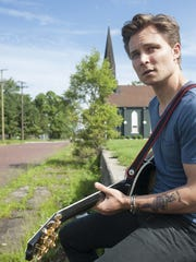Country singer Frankie Ballard will perform in Salem as part of the River Rock Concert Series on July 29 at Riverfront Park.