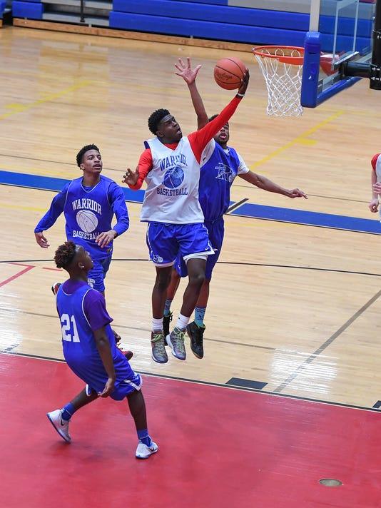 Riverside Basketball