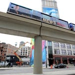 People Mover to close Grand Circus station until April
