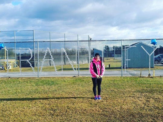 Shippensburg's Kim Yonish ran 1,065 miles in 2016 and dedicated every mile to a 4-year-old boy in Iowa named Brantley Anderson, who is battling Polymicrogyria, a rare genetic disease.