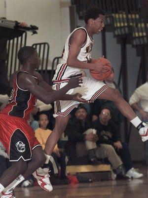 Wilson guard Melvin Council during the 1999-2000 season.   -