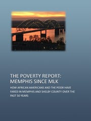 Memphis poverty report, 1968-2018