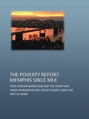 Memphis poverty report, 1968-2018