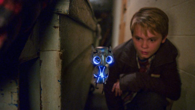 """Reese Hartwig stars as Munch in """"Earth to Echo."""""""