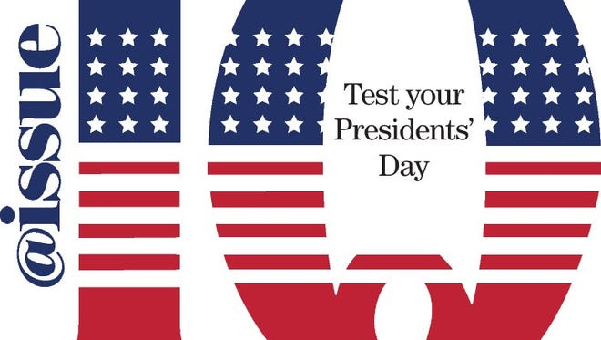 Test your Presidents Day IQ