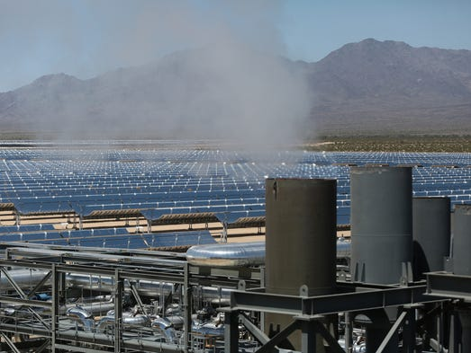 genesis solar energy project Italian, swiss companies to build iran's largest solar power project officials of italian companies genesis and dynkun signed an agreement with iranian.