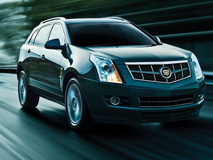 Crossovers are hot, so Cadillac already has a replacement