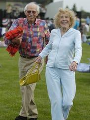 Former Farmington Hills Mayor Joanne Smith and her