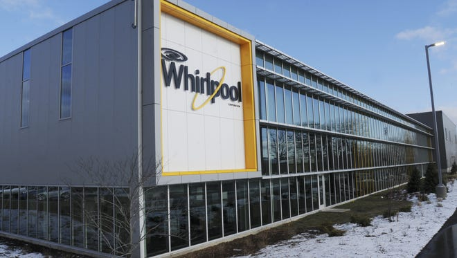 Whirlpool Technology Center in Benton Harbor