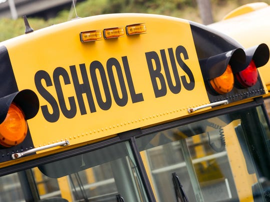 school bus stock