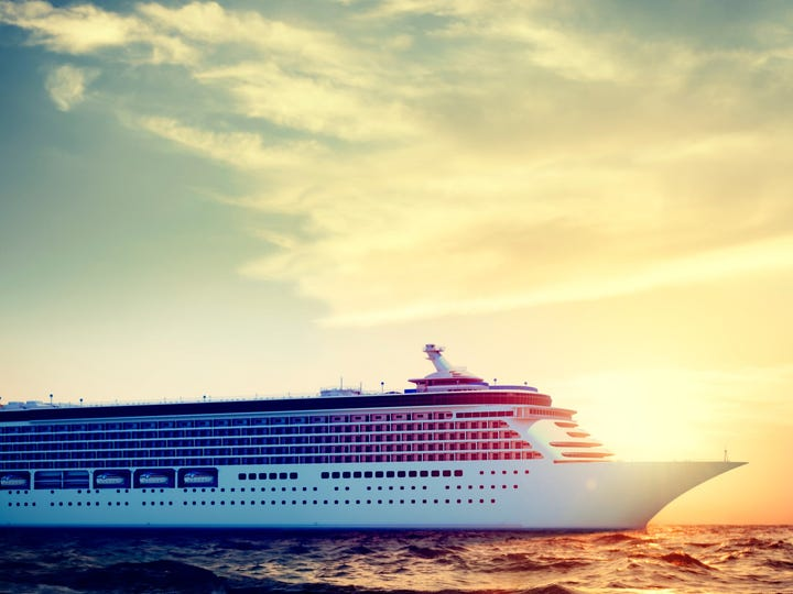 Norwegian Cruise Line Holdings says it can stay afloat even if its ships can't sail for another 18 months.