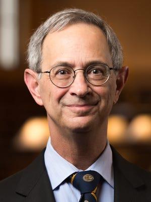 University of Rochester President Joel Seligman