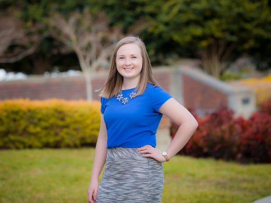 Amber Mariano is one of the candidates running for