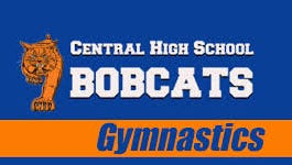 Central High School gymnastics logo