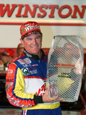 Terry Labonte won NASCAR Cup championships in 1984 and 1996.