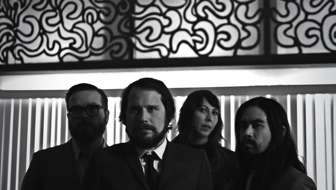 The Silversun Pickups will open for Cage the Elephant on Wednesday at the Don Haskins.