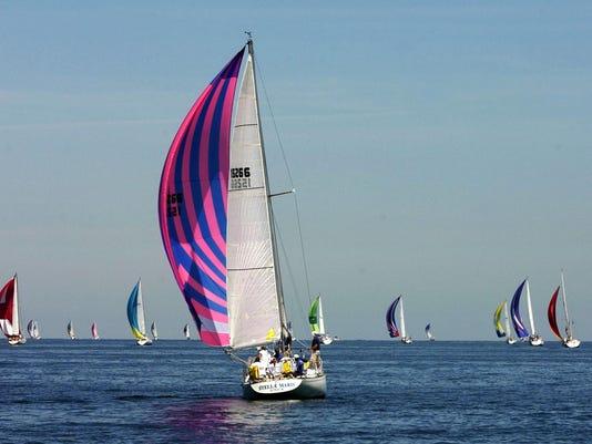 Port Huron to Mackinac Sail Race