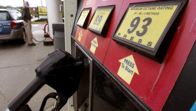Gas prices are going up in the wake of Hurricane Harvey.