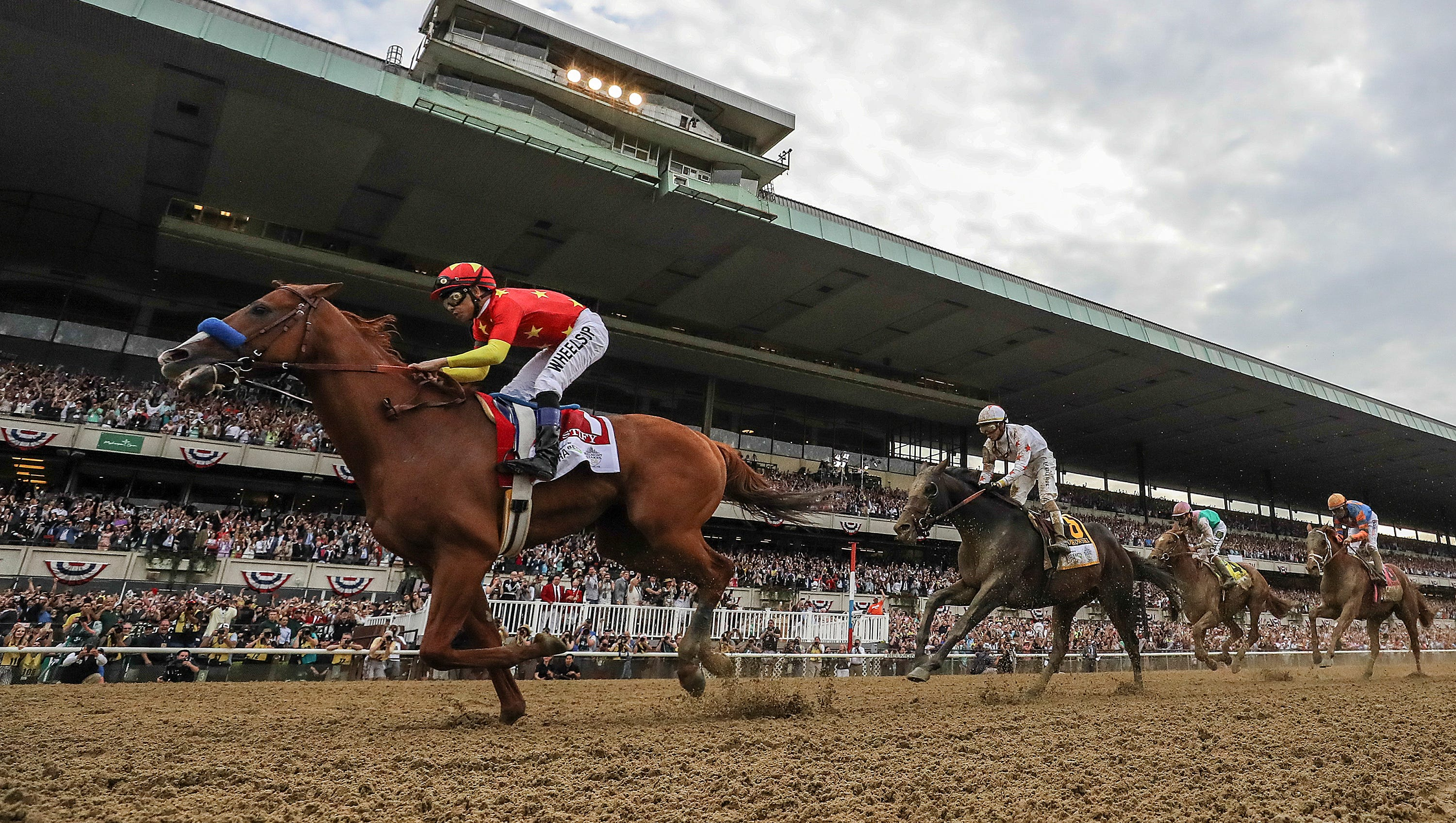 Horse betting payouts win place show belmont betting systems that work football