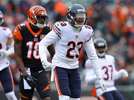 USP NFL: CHICAGO BEARS AT CINCINNATI BENGALS S FBN CIN CHI USA OH