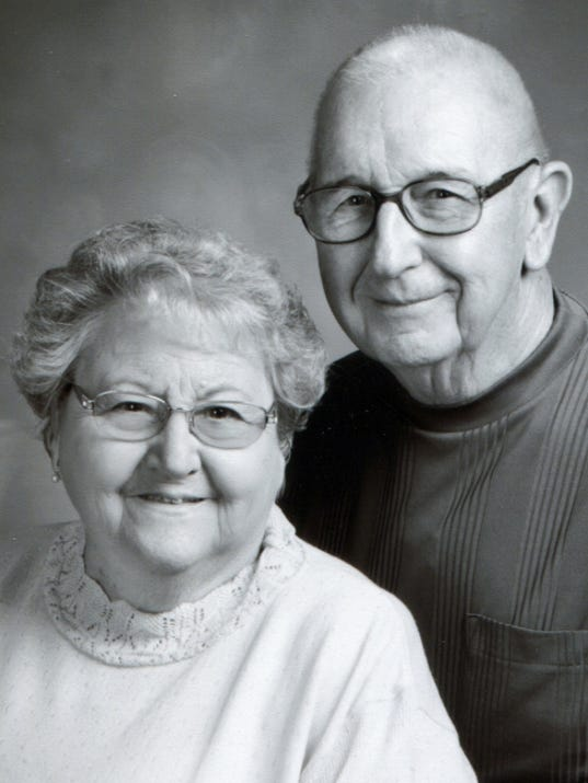 Robert Bensing sr. and Betty Lour Bensing Submitted