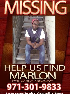 Marlon Mcrae went missing in early February 2016.