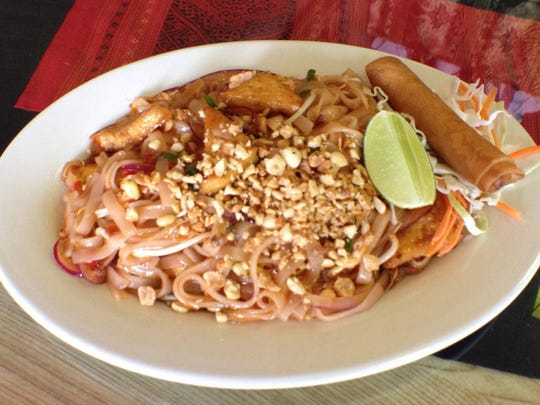 Pad Thai is one of the most popular dishes at Thai Pattaya in Murfreesboro.