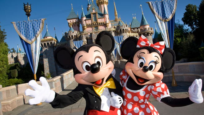 Disneyland may be the Happiest Place on Earth. But it's also become ground zero for the immunization debate.