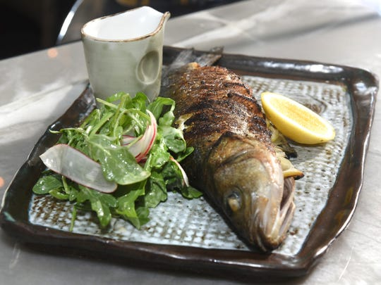 Campus Martius' Parc focuses on wood-grilled dishes