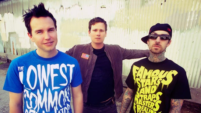 Blink-182 with special guests A Day To Remember and The All-American Rejects will perform at 7 p.m. July 26 at the Don Haskins Center, in El Paso. Blink-182 includes original members Mark Hoppus and Travis Barker, and Alkaline Trio's Matt Skiba (in place of Tom DeLonge). Tickets will go on sale at 10 a.m. Friday, May 6 and will range in price from $25 to $75 plus fees. Tickets will be available through Ticketmaster outlets, www.ticketmaster.com and 800-745-3000. Blink-182 will also have a show later in the year in New Mexico. The group along with special guests A Day To Remember and All Time Low will perform at 7 p.m. Sept. 25 at the Isleta Amphitheater, in Albuquerque. Tickets will go on sale at 10 a.m. Friday, May 6 and will range in price from $25 to $75 plus fees. Tickets will be available through Live Nation, www.livenation.com and 800-745-3000.