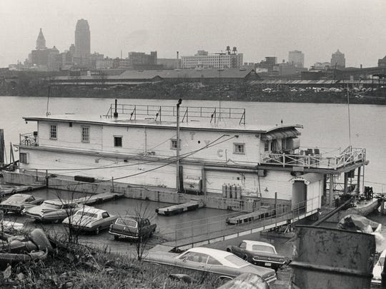 MARCH 1968: Tri-City Yacht Club, Newport, Kentucky.