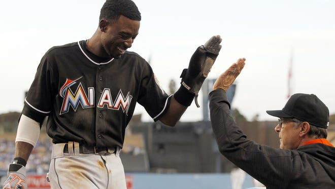 Reigning NL batting champion Dee Gordon of the Miami Marlins says he unknowingly took the performance-enhancing drugs that led to his 80-game suspension, but he'll accept the penalty. The announcement of the suspension by Major League Baseball came shortly after the Marlins' victory at Los Angeles on Thursday.
