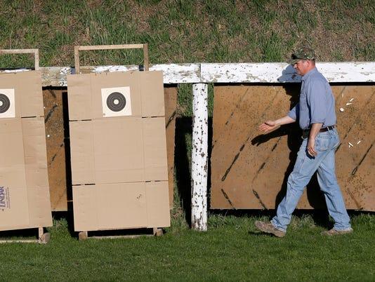 AP ACCIDENTAL SHOOTINGS ONE COUNTY A ADV USA IA