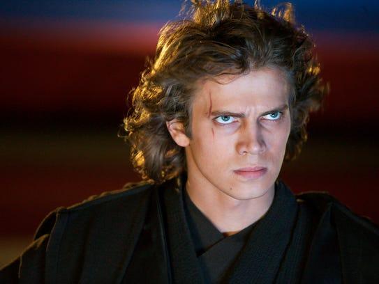 Anakin Skywalker (Hayden Christensen) is a Jedi who