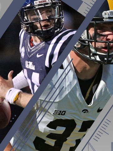 Ole Miss, Iowa and USC all have tough tests in Week