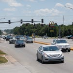 These 10 intersections have the most crashes in Springfield