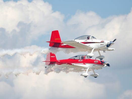 The final day of EAA's AirVenture was Sunday July 31,