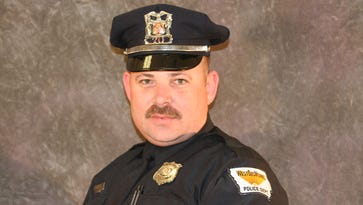 Fallen officer's funeral set for Monday